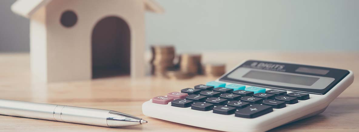 an image of a calculator - Home Rental
