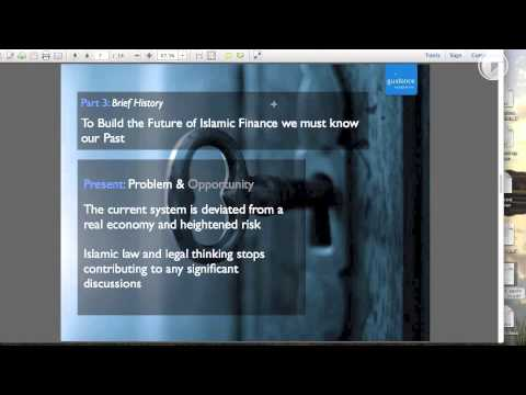history of islamic finance
