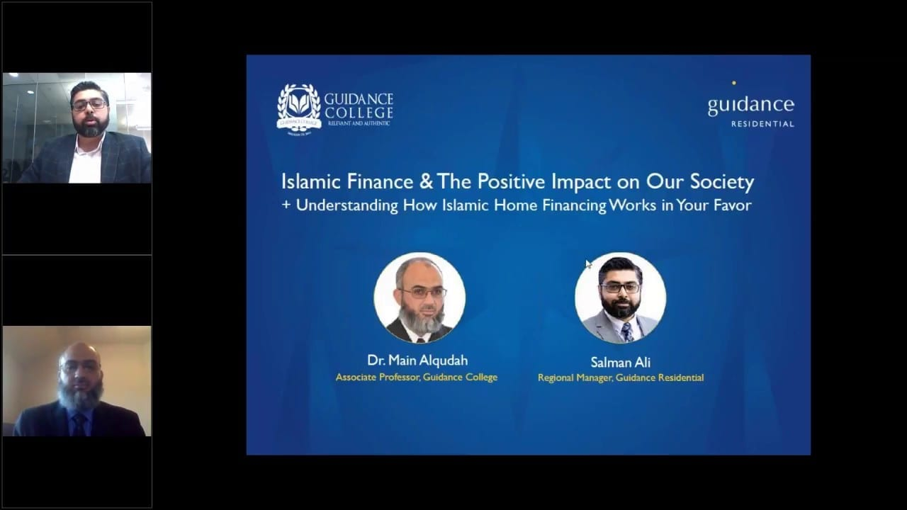 Islamic finance impact on society powerpoint slide