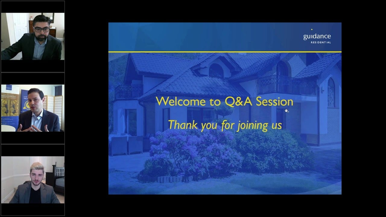q&a session powerpoint slide