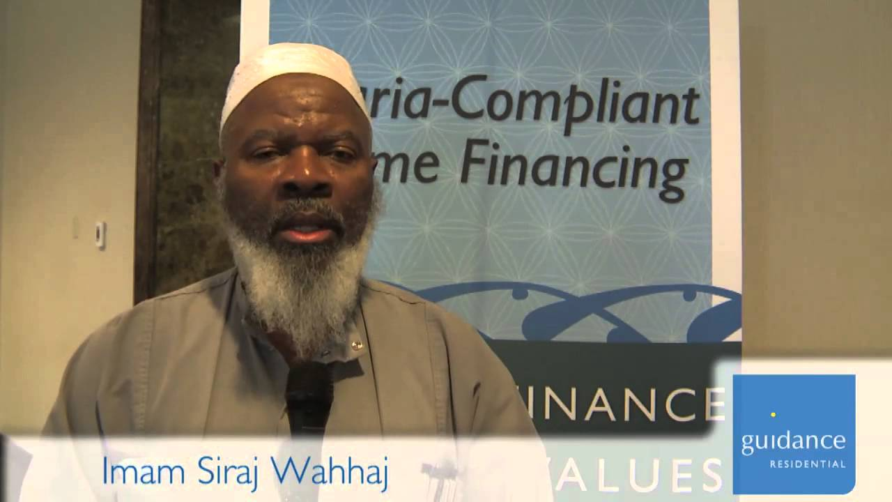 imam siraj wahhaj talking