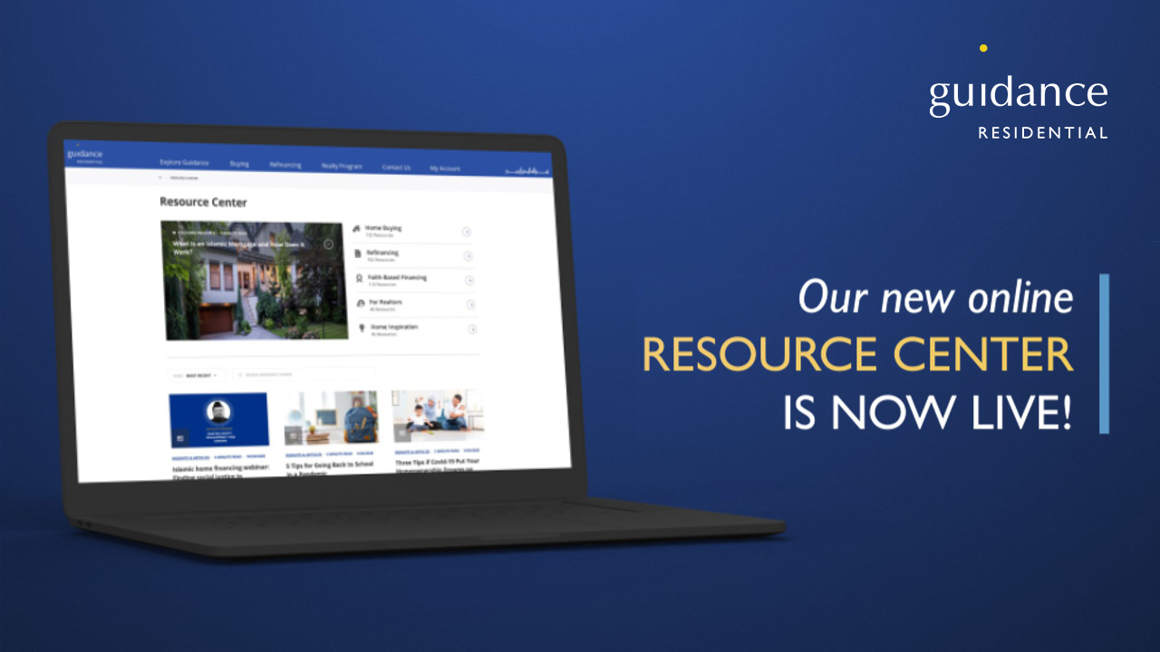 Resource center is now live blog image