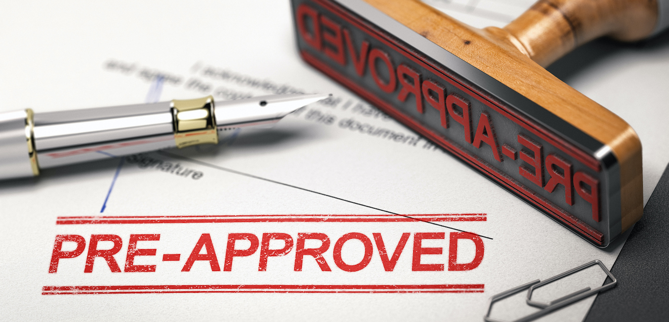 making an offer without a pre-approval letter